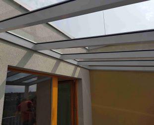 Pergola Espace Glass